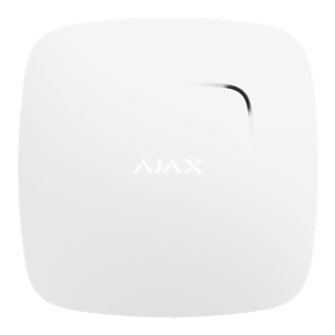 wireless smoke and carbon detector